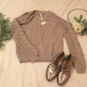 Cotton by autumn cashmere NWT sweater